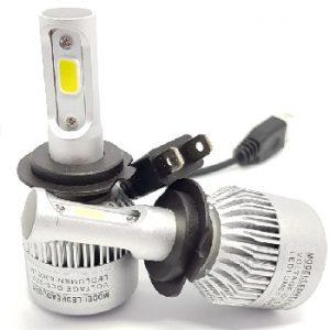 Автомобилни LED Крушки, LED headlights - 6500 келвина на 8000 лумена директно приложение към фара. www.led-bulgaria.eu