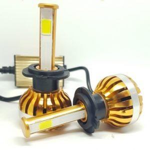 Автомобилните LED Крушки INSANE P7 H7 се отличават с изключителното качество на изработка и на мощността на светене при тях е значително по-силна от на всички останали LED крушки в сайта! 88 вата лед светлина, свети като над 110 вата ксенон или минимум 4 пъти повече от обикновенна халогенна х7 крушка с жълта светлина! COB или ЦОБ чип е произвеждам за Американския пазар и матрицата на диодите на лед светлината е прецизна! Вентилаторното охлаждане на лед крушките е клас А++. Имат самостоятелни лед камбус чипове, с които гарантират, че няма да имате грешки на бордовите компютри на колата Ви. LED-Bulgaria.eu 0878 66 11 53 - лед крушки - промоционални цени, най-ниска цена за лед крушки. Възползвайте се от изключително ниските цени за лед крушки в България