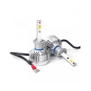 LED N3 H1 Citizen Professional Lighting са LED крушки от ново поколение за фарове с изключително качествена изработка и мощно осветяване. LED крушките са с (chip-on-board) диод от ново поколение, монтиран върху алуминиев радиатор с вентилатор за по-добро охлаждане. Това води до по-дълъг живот на крушките,тъй като факторът, който скъсява жизнения цикъл на диода е високата температура. Създават светлинен поток с над 300% по-ярка светлина, спрямо стандартните халогенни крушки и са подходящи за всички фарове с рефлектори.